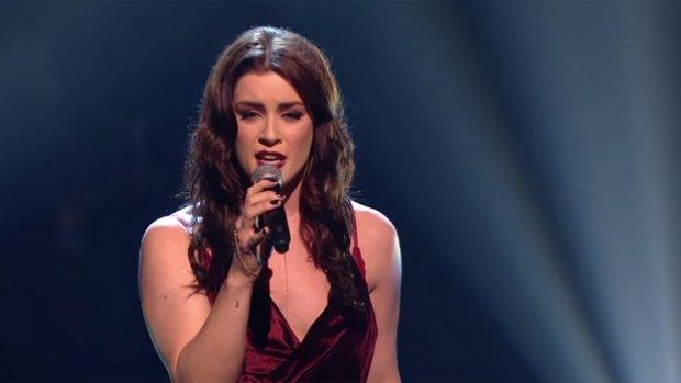 Britten sturen Lucie Jones naar Songfestival