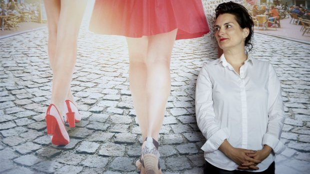 Carly Wijs wilde buikdanseres worden