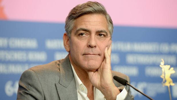 George Clooney over Harvey Weinstein: Onverdedigbaar