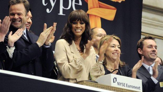 Tyra Banks presenteert America's Got Talent