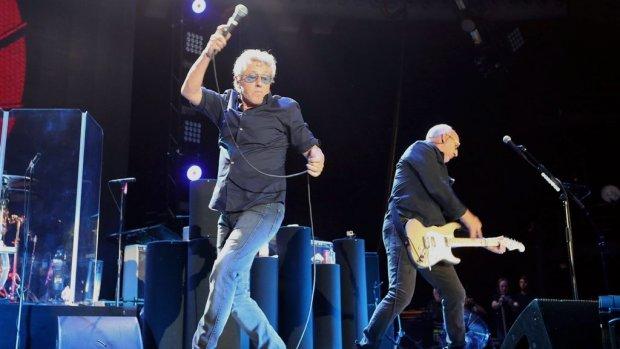 Ook The Who naar Las Vegas