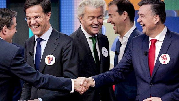 BN'ers naar de stembus: 'Stem! Politiek gaat over jou!'