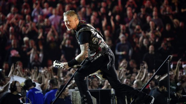 Kaarten Metallica alleen op naam te koop