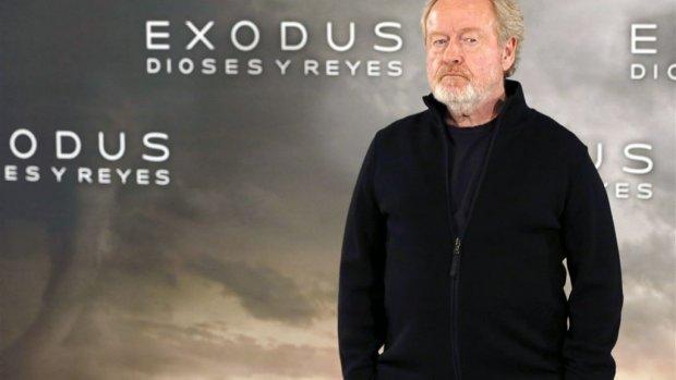 Ridley Scott werkt aan film Slag om Engeland