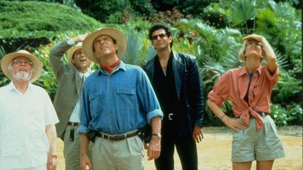 Jeff Goldblum in sequel Jurassic World