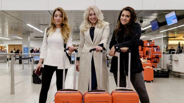 OG3NE onderweg naar Kiev