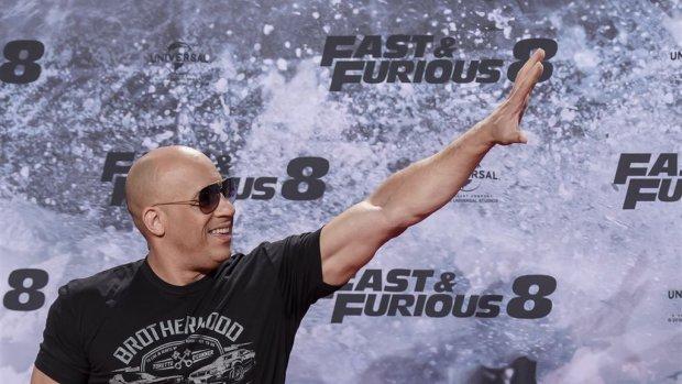 Vin Diesel feliciteert rivaal Dwayne Johnson