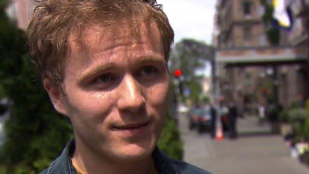 Nederlander Tobias woont in Kiev: 'Ik voel me hier absoluut veilig'