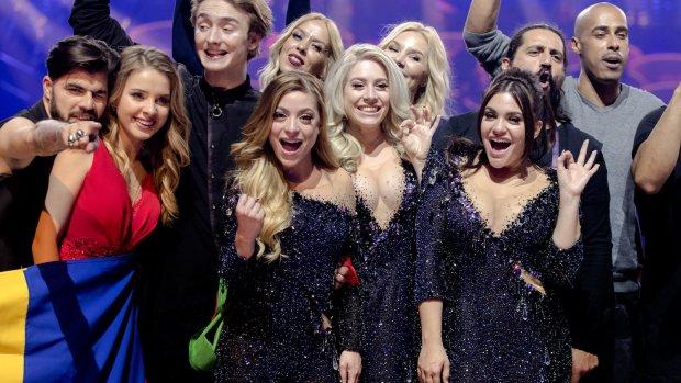 OG3NE in finale songfestival: 'Het was zenuwslopend'