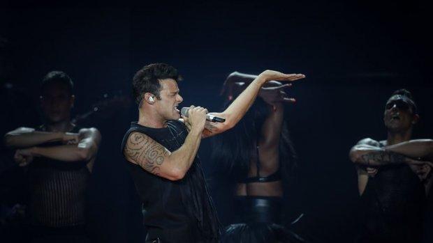 Ricky Martin worstelt met enorme bruiloft