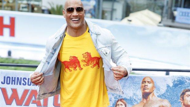HBO-serie Dwayne Johnson langer door