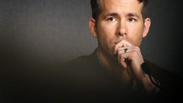 Acteur Ryan Reynolds kapot van dood stuntvrouw