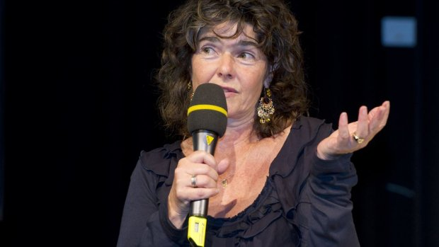 Dieuwertje Blok speelt in tv-serie Kameleon