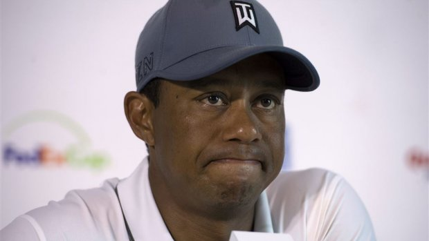 Hackers verwijderen naaktfoto's Tiger Woods