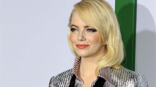 'Emma Stone nieuwe gezicht van Louis Vuitton'