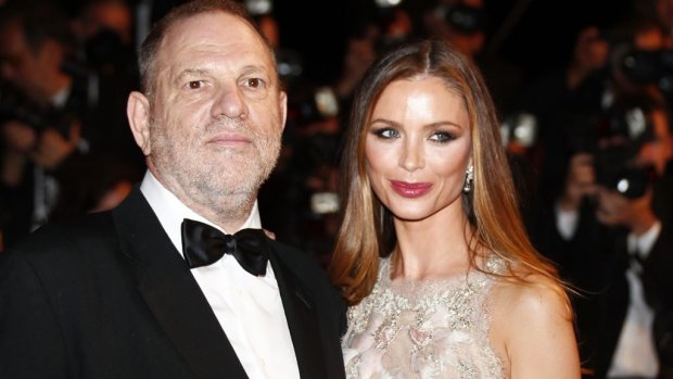 Georgina Chapman verlaat Harvey Weinstein