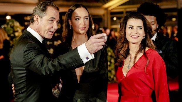 Foto's: Op de rode loper bij het Televizier-Ring Gala