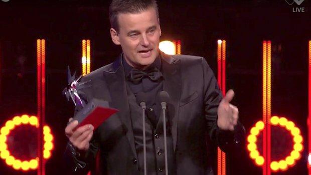 Wilfred Genee wint prijs beste presentator