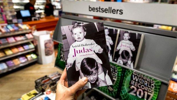 Astrid Holleeder trots op tv-serie Judas