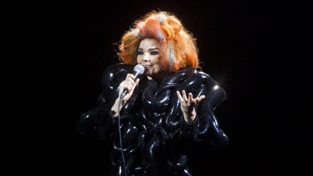 Björk: ook ik werd seksueel geïntimideerd