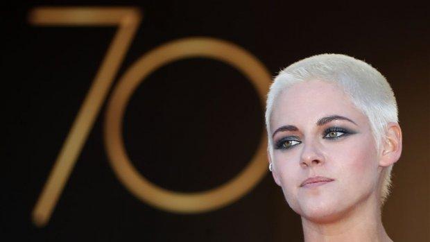Kristen Stewart: ook backstage veel wangedrag