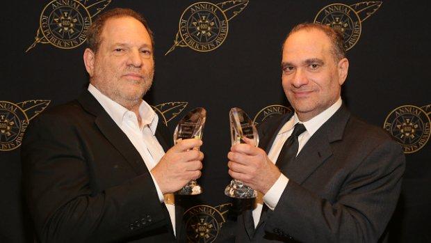 Ook Bob Weinstein beschuldigd van seksuele intimidatie