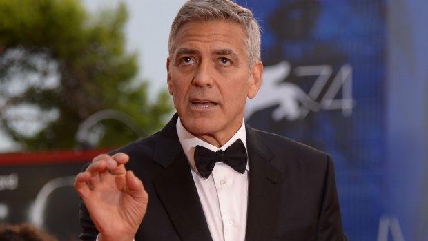 George Clooney boos om zwijgen over misbruik