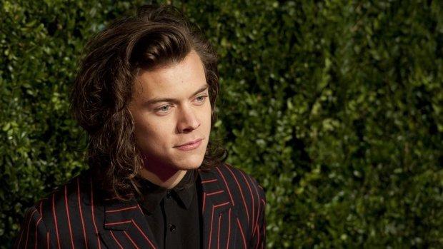 Harry Styles genoemd als nieuwe James Bond