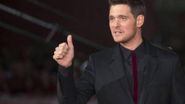 Michael Bublé presenteert Juno Awards