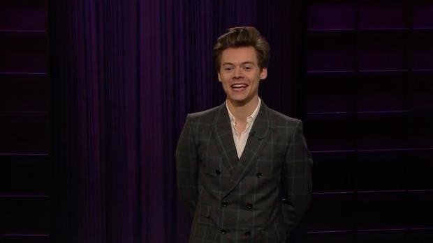 Harry Styles vervangt James Cordens talkshow