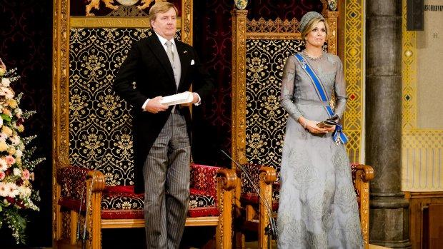 Máxima's meest koninklijke outfits van 2017