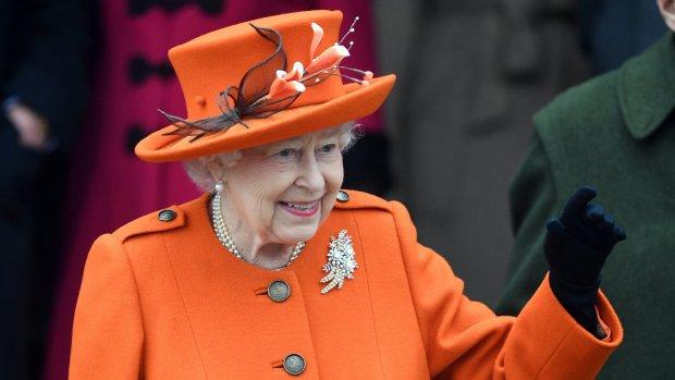 Queen Elizabeth openhartig over kroning
