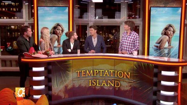 Temptation Niels, Rosanna en Ken beoordelen nieuwe deelnemers
