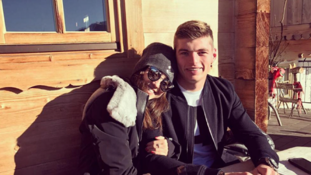Dit is de nieuwe vriendin van Max Verstappen