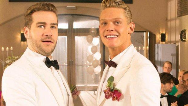 4 jaar geleden: Meerdijks eerste homohuwelijk