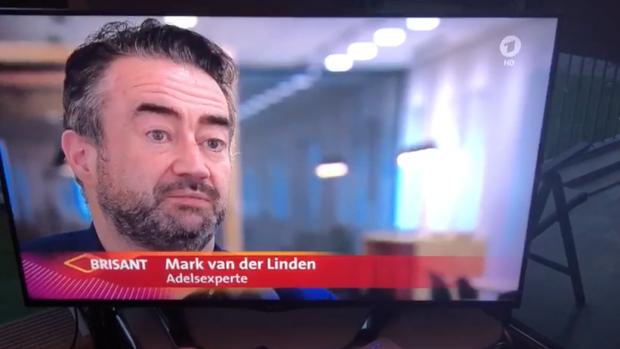 Hilarisch: Marc van der Linden met Duitse nasynchronisatie