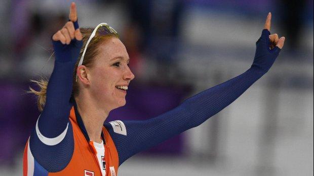 BN'ers juichen voor Olympische helden
