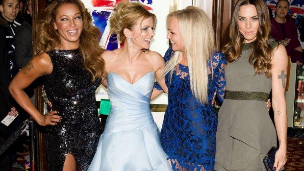 Spice Girls toch wel op tournee?