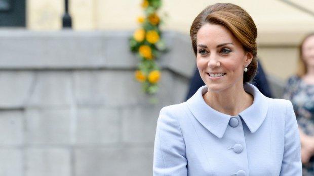 Kate Middleton laat tatoeage zetten