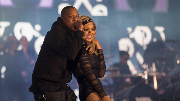 Beyoncé en Jay-Z gaan weer samen touren