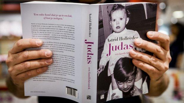 Boek Judas gaat nog verder de grens over