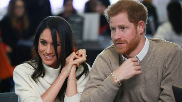 'Meghan Markle trouwt in jurk van 450.000 euro'