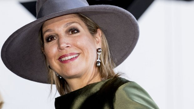 Maxima ontmoet 'Johnny English'