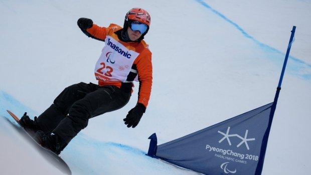 Bibian Mentel pakt goud op Paralympische Spelen