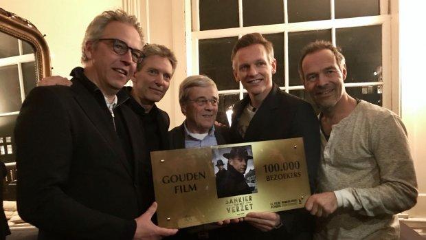 Bankier van het Verzet in tien dagen Gouden Film