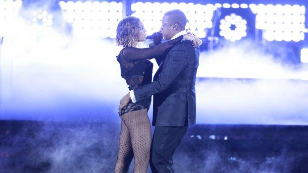Beyoncé en Jay-Z in de ArenA uitverkocht