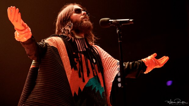 30 Seconds to Mars gaat los in de Ziggo Dome