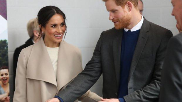 Prins Harry en Meghan Markle verrassen fans