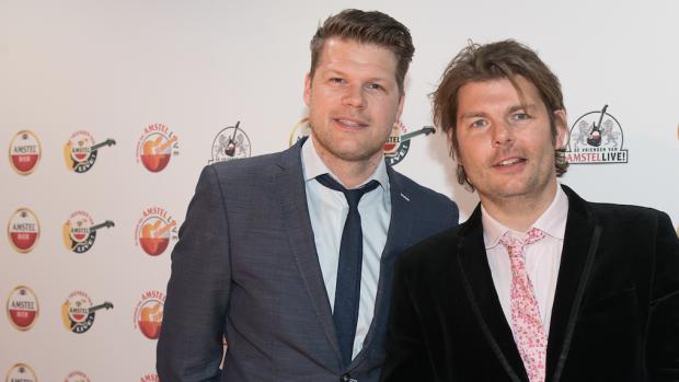 Radio-dj's Coen en Sander maken opwachting in GTST