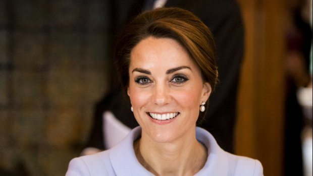 Zó gewoon is Kate Middleton gebleven